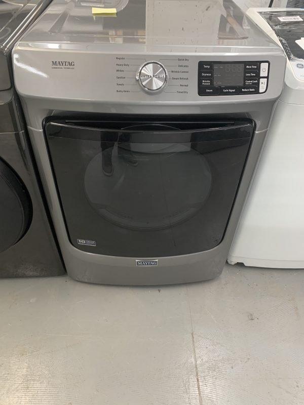 Maytag 7.4 Cu. Ft. Electric Steam Dryer 1