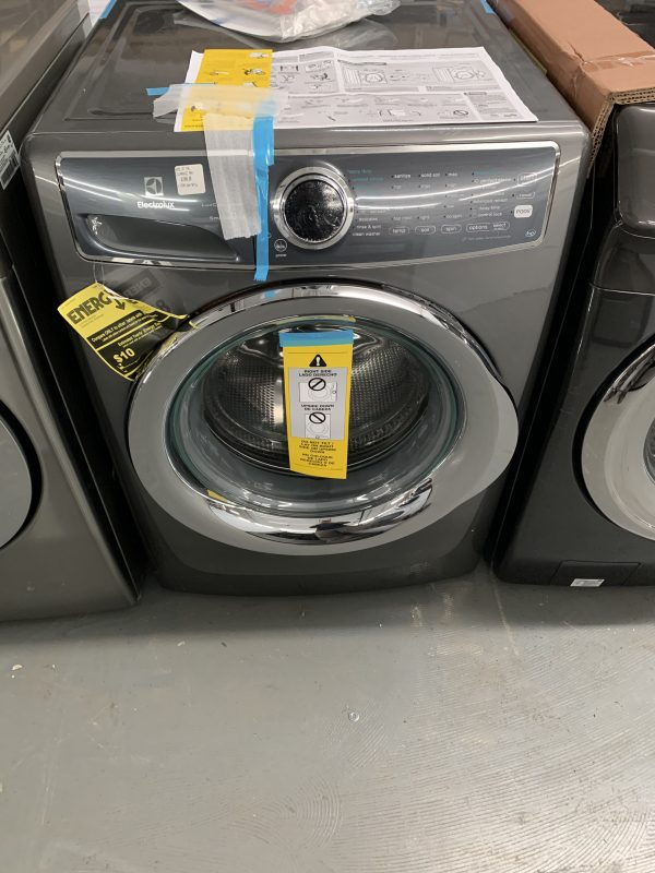 Electrolux Front Load Perfect Steam™ Washer with LuxCare™ Wash and SmartBoost™ - 5.1 Cu.Ft. IEC 1