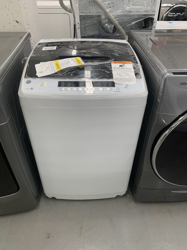 GE 3.3 Cu. Ft. Top Load Portable Washer 1