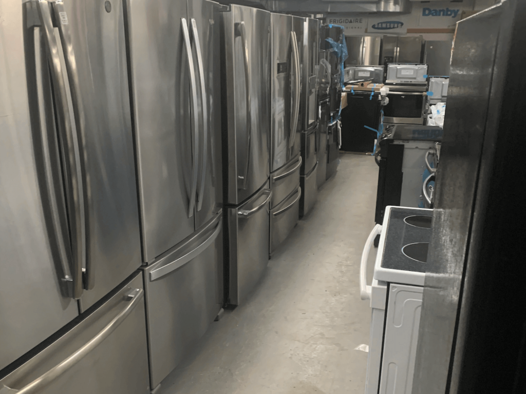Discount Appliances – Home of the Clearance Man - Homepage Banner 6