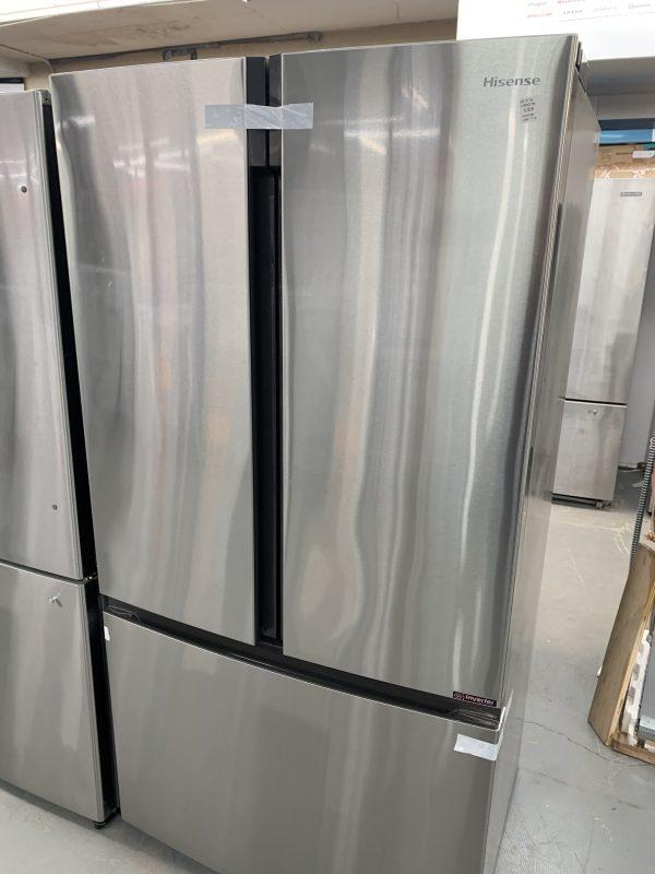 Hisense 21.1 Cu. Ft. French-Door Counter-Depth Réfrigérateur – RF208N6ASE 1