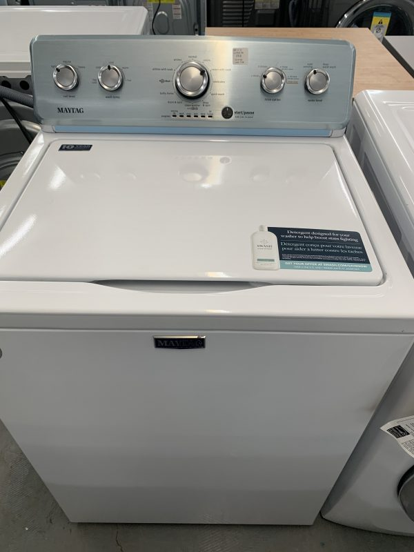 Maytag Large Capacity Top Load Washer with the Deep Fill Option - 4.4 Cu. Ft. 1