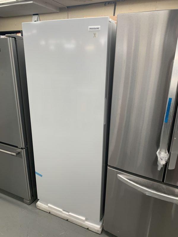 Frigidaire 13 Cu. Ft. Frost-Free Upright Freezer (FFFU13F2VW) 1
