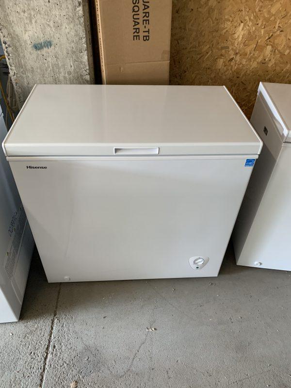 Hisense Chest Freezer 7 ft³ - FC70D6AWE 1