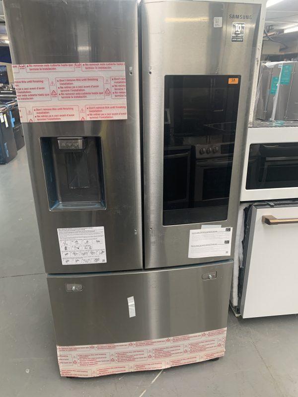 "Samsung Family Hub 36"" 26.5 Cu. Ft. French Door Refrigerator 1"