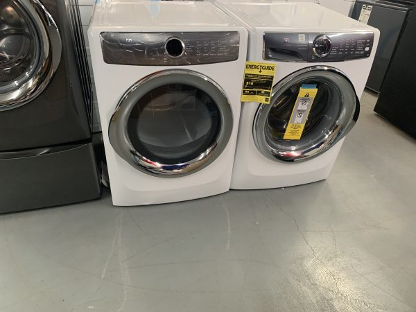 Electrolux Front Load Perfect Steam Washer LuxCare Wash SmartBoost 8.0 Cf Electric Steam Dryer 1
