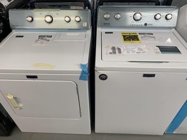 Top Load Washer W Deep Water Wash & PowerWash – 4.9 cu. ft. & Centennial Dryer - 7.0 cu. ft. 1