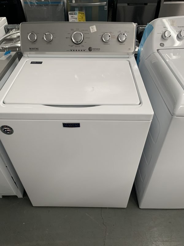 Maytag 4.9 Cu. Ft. Top Load Washer 1