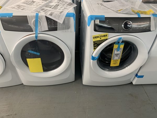 Electrolux perfect steam washer dryer set 1