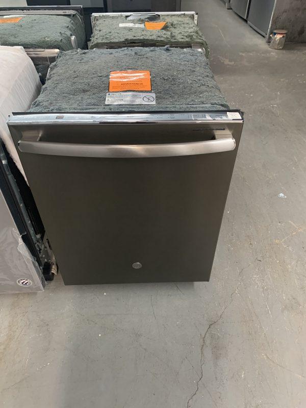 GE Profile Built-In Dishwasher - Metal - 34'' - Slate 1