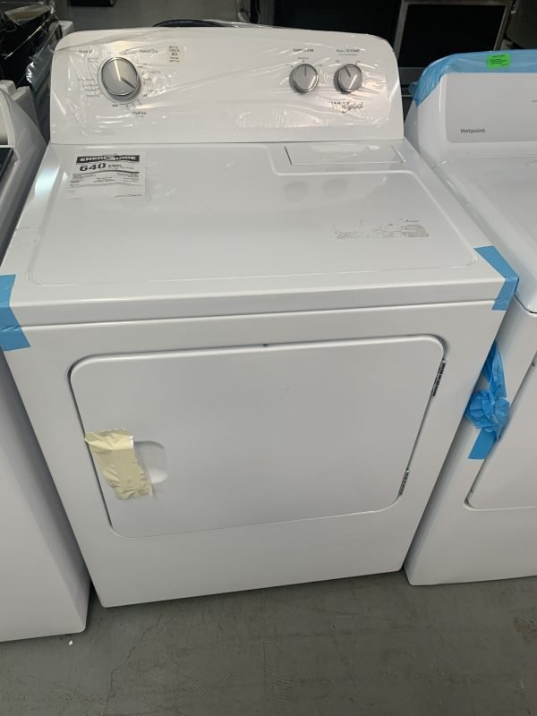 Product Details Whirlpool HE 7.0 Cu. Ft. Electric Steam Dryer 1