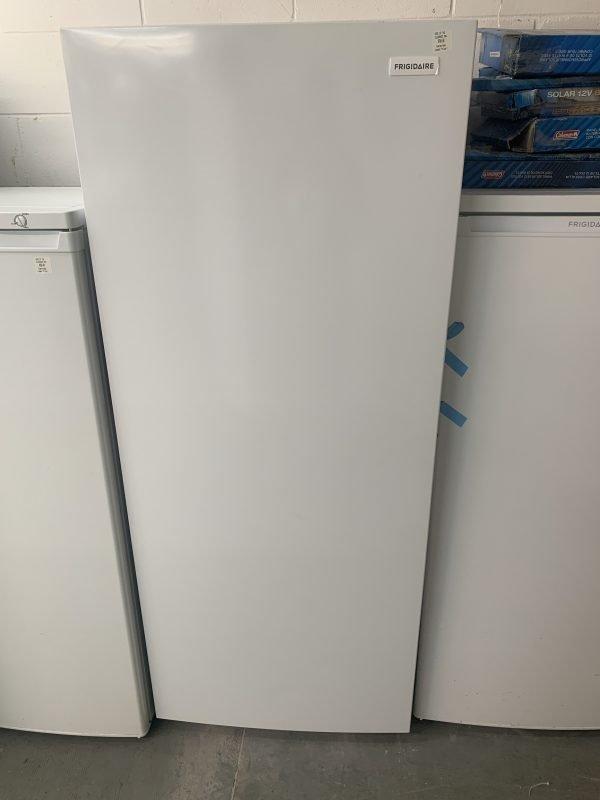 Frigidaire White Frost Free Upright Freezer (13 Cu. Ft.) 1