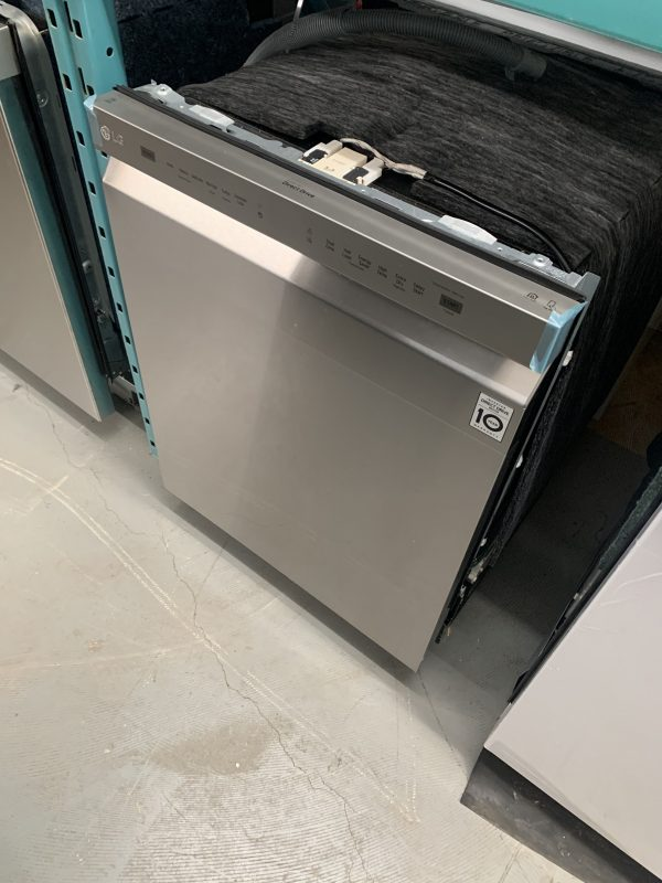 "LG Electronics 24"" 48dB Built-In Dishwasher w/ Third Rack 1"