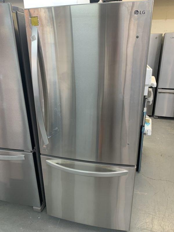 30'' Bottom Freezer Drawer Refrigerator with Inverter Linear Compressor, 22 cu.ft. 1